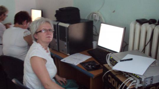 Oglądasz obrazy z artykułu: Prace montażowe i wdrożeniowe - informatyzacja Szpitala